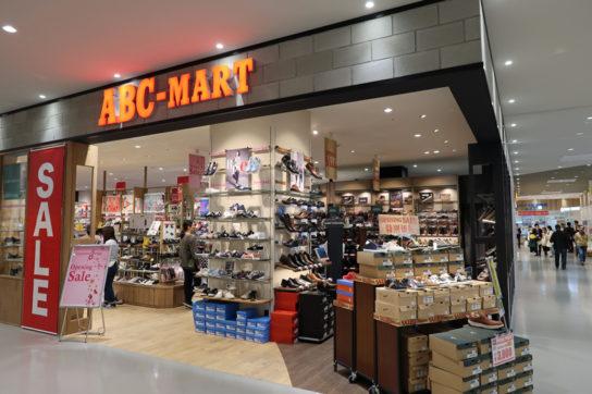 20180410abcmart1 544x362 - ABCマート/3~5月、出店コスト増で営業利益1.4%減
