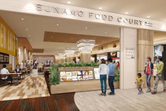 南砂町ショッピングセンターSUNAMO