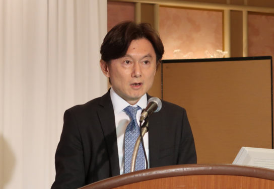 岡崎健CFO