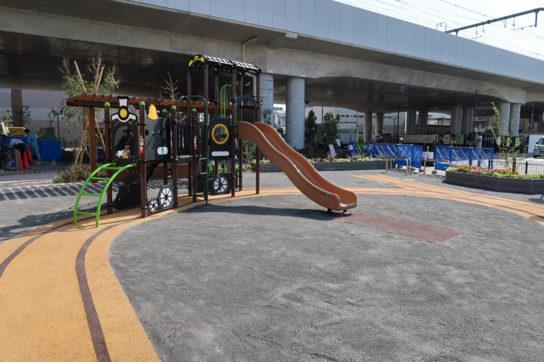 家族で楽しめる公園