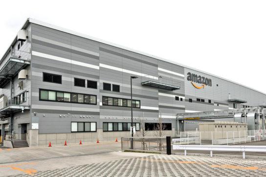 アマゾン川崎フルフィルメントセンター
