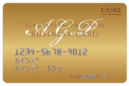 カインズ A.G.P.カード