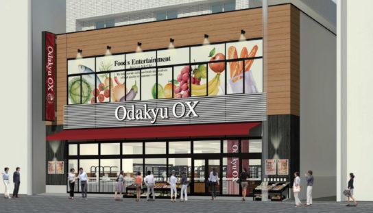 Odakyu OX 久が原店