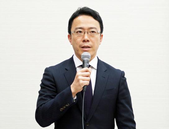 川野澄人社長