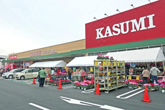 カスミの店舗