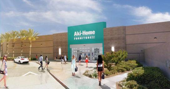 アメリカ6店舗目の「Aki-Home」
