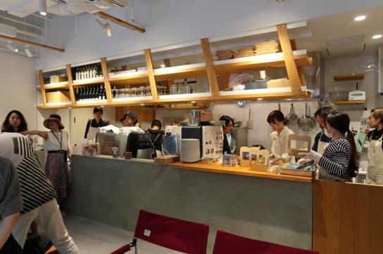 丸の内にパブリックカフェ