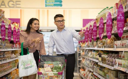 20180525aeon3 544x337 - イオンモール/カンボジア2号店オープン、専門店209店