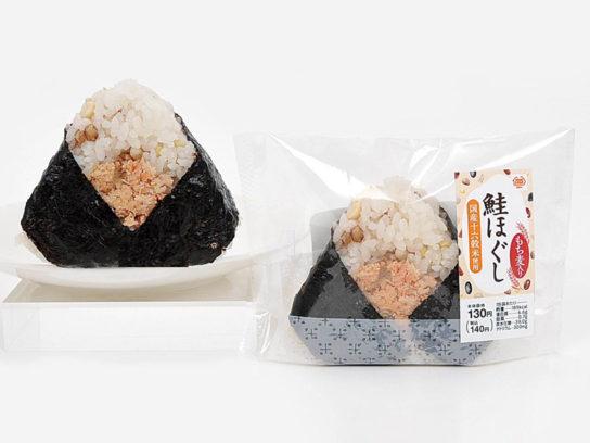 もち麦入り国産十六穀米 鮭ほぐし