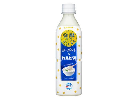 発酵BLEND「ヨーグルト&カルピス」