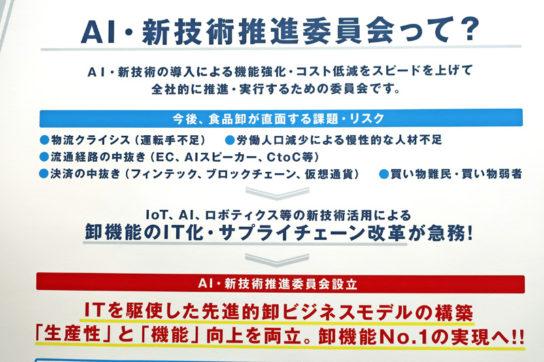 AI・新技術推進委員会の概要