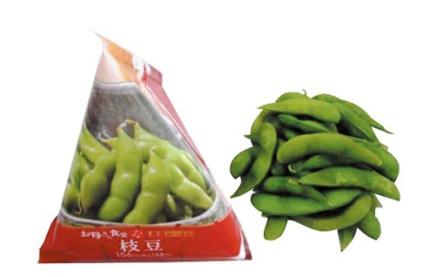 枝豆(税込168円)