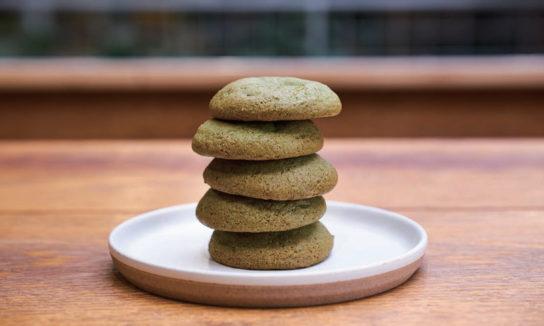 グリーンティーミント クッキー