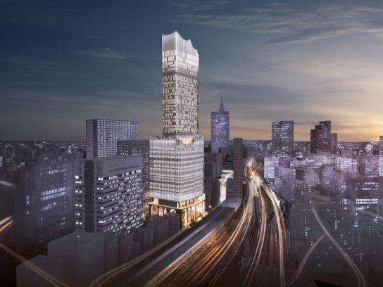 歌舞伎町一丁目地区開発計画