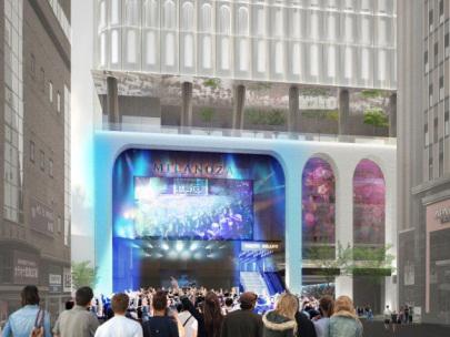 まちの核となる新たな都市観光拠点
