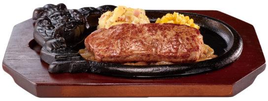 炭焼き ローストサーロインステーキセット