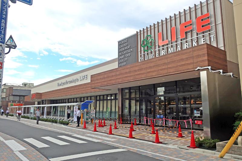20180703life 1 - ライフ/目標年商27億円、「ザ・プライス蕨店」跡地に「蕨駅前店」