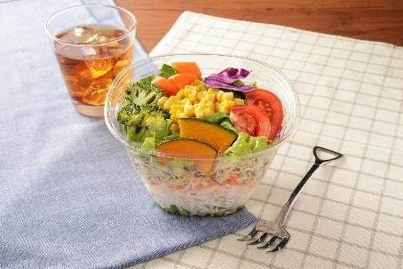 1日分の野菜が摂れる12品目のサラダ