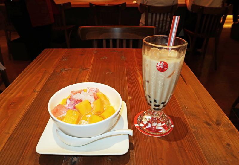 20180712my1 - 新宿ミロード/レストラン10年ぶり大刷新、日本初出店台湾スイーツも