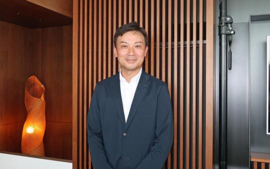 グローバルデジタルコマース部の松山部長