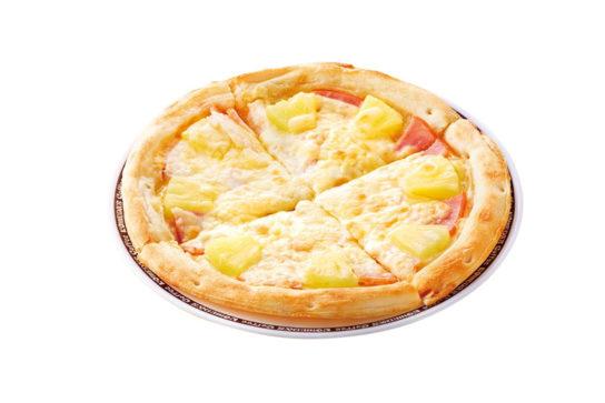 特製ピザ「ハワイアン」