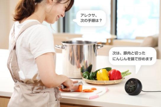 「Amazon Echo Spot」向けにスキル提供開始