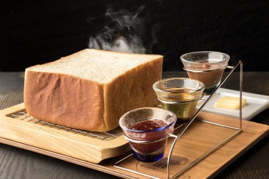 窯出し銀座の食パン