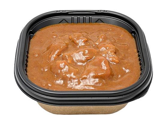 THEセブンビーフカレー アンガス種牛肉使用