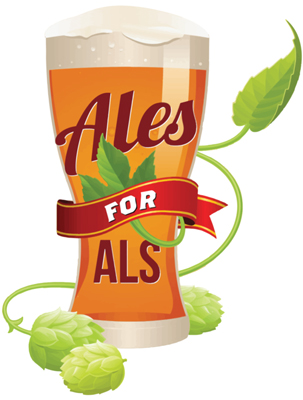 Ales for ALSロゴ