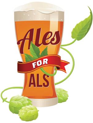Ales for ALSロゴ