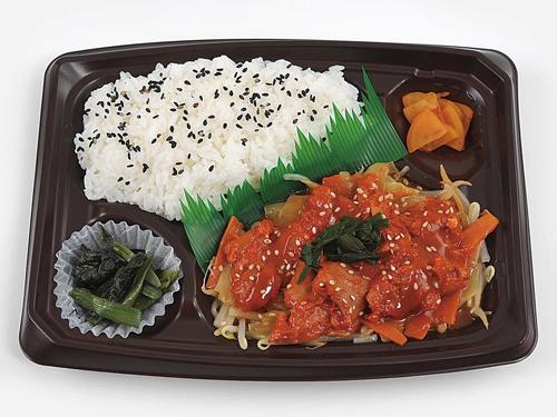 コク旨牛ホルモン&野菜炒め