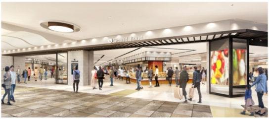 20180807razo1 544x240 - ラゾーナ川崎/食物販「グラン・フード」全面刷新、85店オープン
