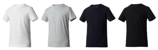 フライス クルーネックTシャツ