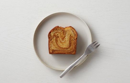 キャラメルマーブル パウンドケーキ