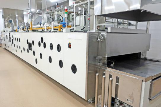 20180821imuraya 12 544x362 - 井村屋/投資額20億円、ファミマ「中華まん」製造の新工場公開