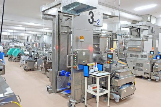 20180821imuraya 2 544x362 - 井村屋/投資額20億円、ファミマ「中華まん」製造の新工場公開
