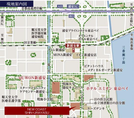20180821starrts3 544x479 - スターツ/「ニューコースト新浦安」開発、ヤオコー・ニトリも出店