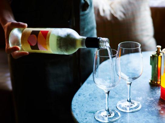 bills ハウスワイン・白