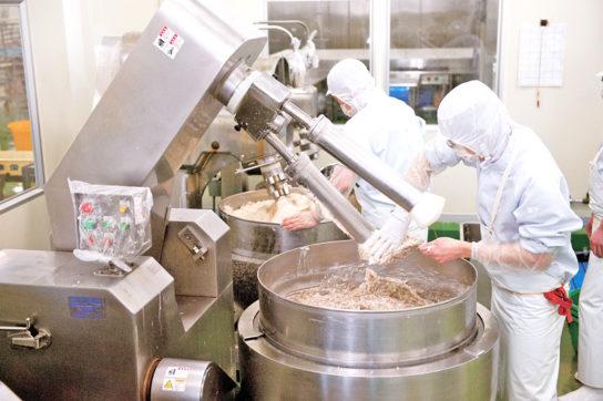 製造機器の一例