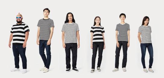 ZOZO「ボーダーTシャツ」