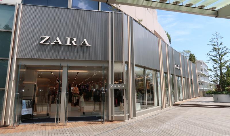 20180830zara1 - ZARA/六本木旗艦店刷新、アジア初新生児用など最新コレクション展開