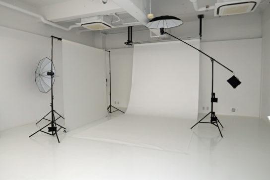 商品撮影用スタジオ