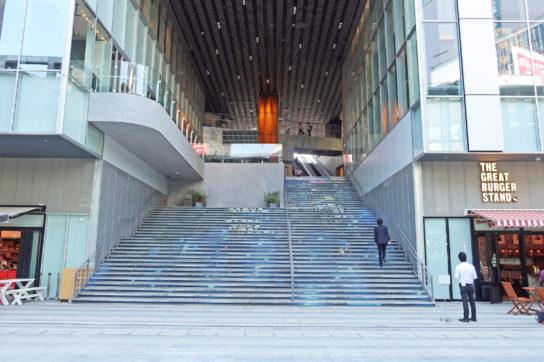 渋谷ストリーム1階