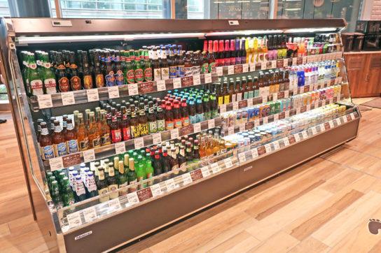 クラフトビールは約50種類を展開