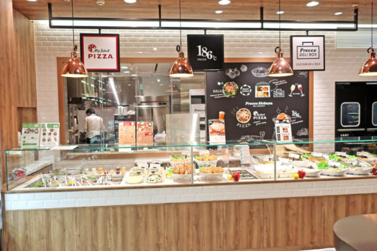 20180905toukyu 4 1 544x362 - 東急ストア/惣菜・グロサリー特化の新業態プレッセ デリマーケット