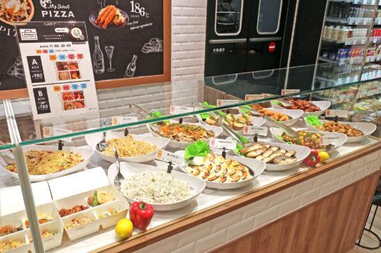 20180905toukyu 5 1 544x362 - 東急ストア/惣菜・グロサリー特化の新業態プレッセ デリマーケット