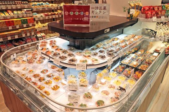 20180905toukyu 8 1 544x362 - 東急ストア/惣菜・グロサリー特化の新業態プレッセ デリマーケット
