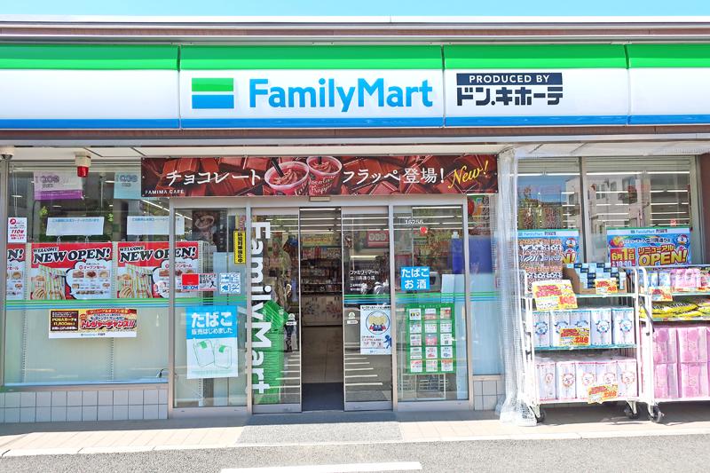 ファミリーマート/ドンキ共同実験店、18時以降好調で日商26%増 ...