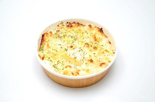 とろ~りカマンベールチーズグラタン