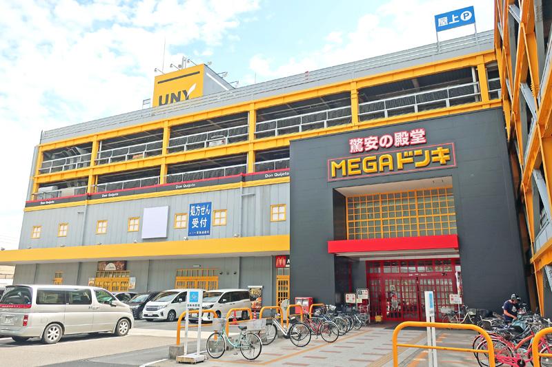 20180924unydon 1 - MEGAドン・キホーテUNY/ららぽーと開業で「東海通店」大改装、核売場にキッズ